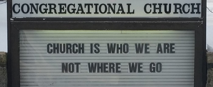 Road-Sign-Church-Is-Who-We-Are (2)